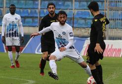Erteleme maçında kazanan Adana Demirspor