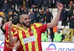Yeni Malatyaspor 3 hafta sonra kazandı