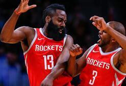 Houston Rocketstan üst üste 12. galibiyet