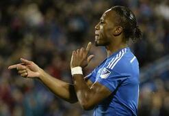 Drogbadan 2 dakikada 2 topuk golü