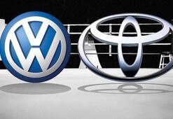 Toyota, Volkswageni solladı