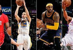 NBAde 2015-16 sezonu 28 Ekimde başlıyor