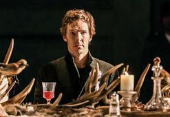 Benedict Cumberbatch Salona geliyor