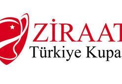 Ziraat Türkiye Kupasında 13 maç yapıldı