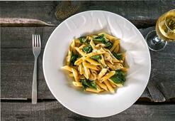 Rokalı diyet makarna tarifi