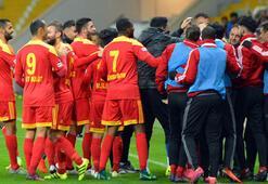 Kayserispor-Bucaspor: 1-0