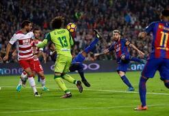 Barcelona - Granada: 1-0