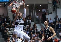 Beşiktaş Sompo Japan-Yeşilgiresun Belediyespor: 77-59