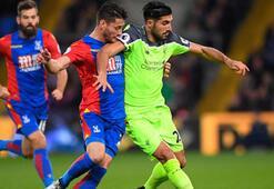 Crystal Palace-Liverpool: 2-4