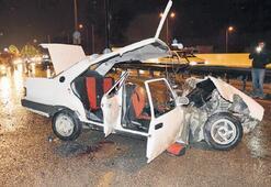 Asker eğlencesi yolunda kaza: 2 ölü