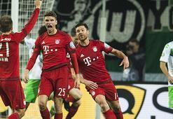 Wolfsburg - Bayern Münih: 1-3
