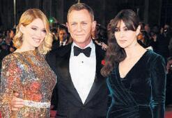 007 James Bond 'Spectre' ile döndü