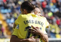Villareal 1 - 0 Getafe