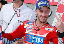 MotoGPde Malezya Grand Prixsinde Andrea Dovizioso birinci oldu