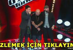 O Ses Türkiyede Gökhan-Hakan ve Tepkiden müthiş performans-izle