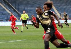 Osmanlıspor-Antalyaspor: 0-0