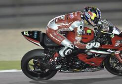Sofuoğlu, Katarda 2. oldu