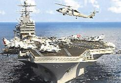 Rus ve ABD gemileri Akdeniz'de
