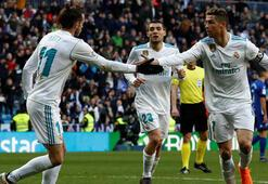 Real Madrid - Alaves: 4-0