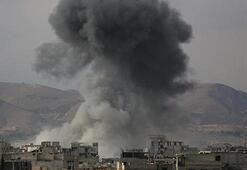 Esed rejimi Doğu Gutaya saldırdı Çok sayıda sivil hayatını kaybetti