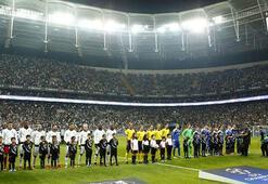 Napoli maçında 40 bin Kartal şov yapacak