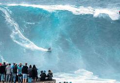 Sörfçülerin  sınav merkezi