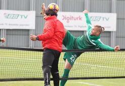 Bursaspor, Karabükspor maçı hazırlıklarını sürdürdü
