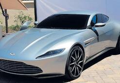 Ben Bond, James Bond Bunlar da arabalarım...