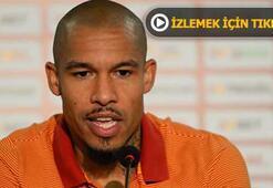 Galatasaraylı De Jong: Annemin evine geri dönemezdim