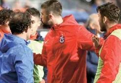 Trabzonda yine kavga