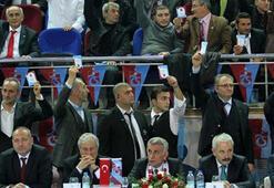 Trabzonsporda sert kongre rüzgarı