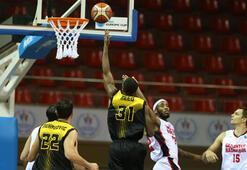 Gaziantep Basketbol-Peja: 74-56