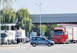 Hamzabeyli Sınır Kapısı rüşvetten kapandı