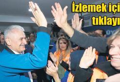 İzmir'de Binali Yıldırım faktörü