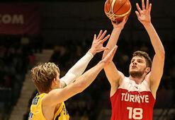 İsveç-Türkiye: 59-58