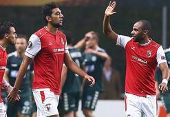 Braga - Atiker Konyaspor: 3-1