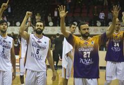 FIBA Avrupa Kupasında zorlu maçlar