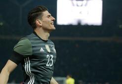 Almanyanın kadrosu açıklandı Gomez...
