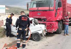 Torbalıda feci kaza: 4 ölü