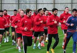 Gaziantepsporda Sivasspor maçı hazırlıkları