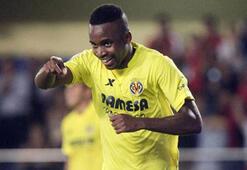 Bakambu, Villarreali taşıyor