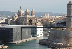 Fransanın en Akdenizli kenti Marsilya