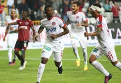 Antalyaspor - Gençlerbirliği: 1-0