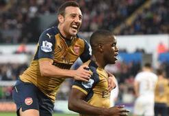 City ve Arsenal doludizgin