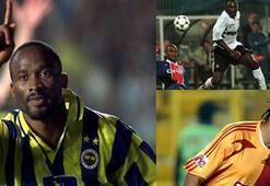 Türk futbolunun unutulmayan Afrikalı yıldızları