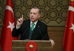 Cumhurbaşkanı Erdoğan meydan okudu