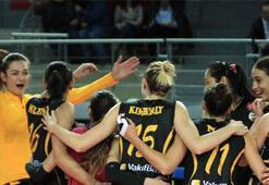 VakıfBank-Nilüfer Belediyespor: 3-0