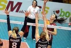 Galatasaray: 3 -  Seramiksan: 0