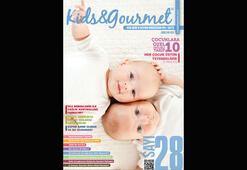 Kids Gourmet Kasım sayısı yayında