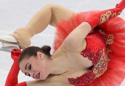 15 yaşındaki Zagitova altın madalya aldı